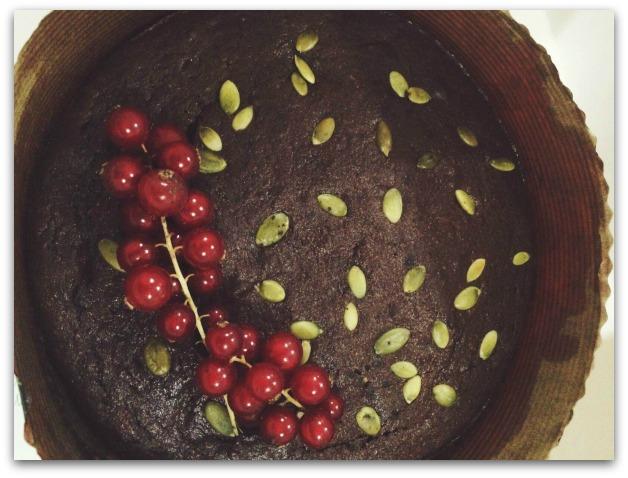 sweet potato chocolate buckwheat cake by nomadic bites