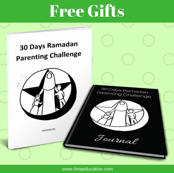 Ramadan Parenting Challenge