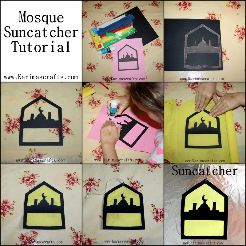 Mosque Suncatcher