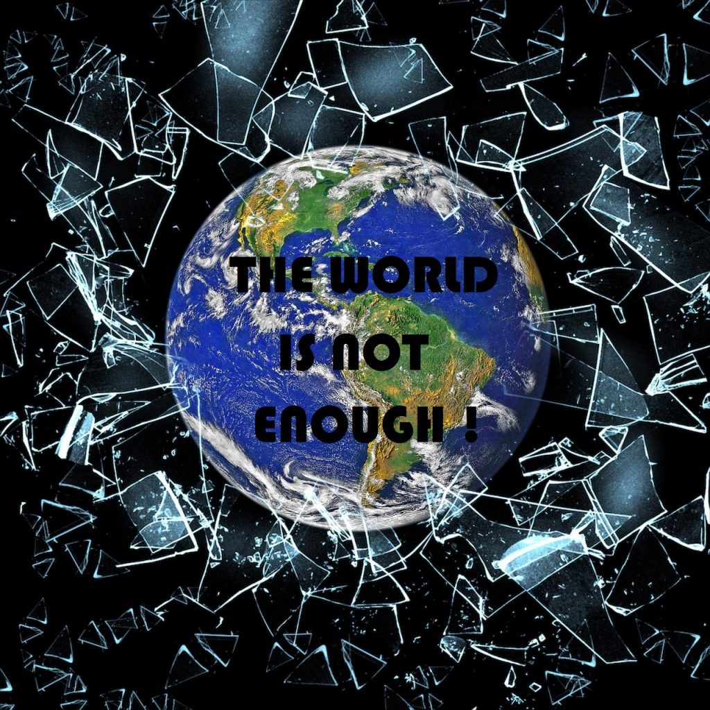 the world is not enough