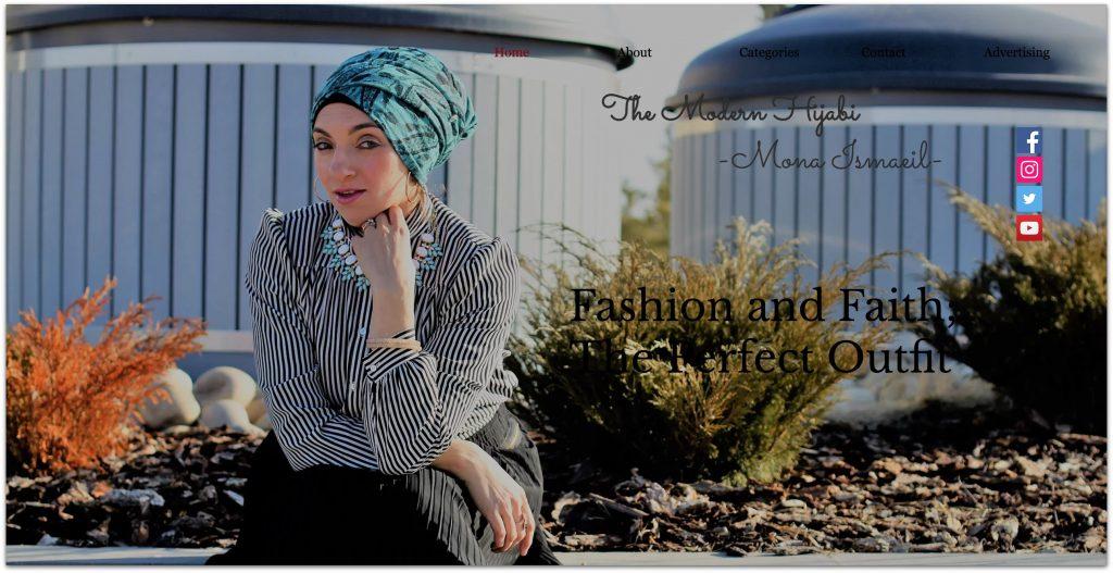 The Modern Hijabi