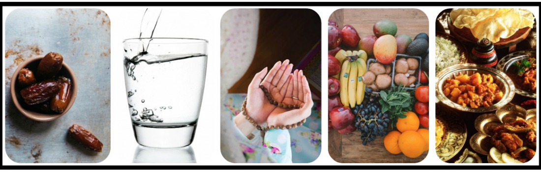 Ramadan Day 8 – Healthy iftar practices