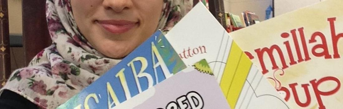 July 2016 Featured Blogger – Ruqaya's Bookshelf