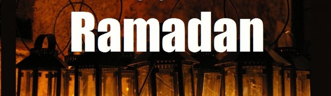 Bidding Farewell to Ramadan