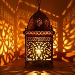 Morrocan lamp