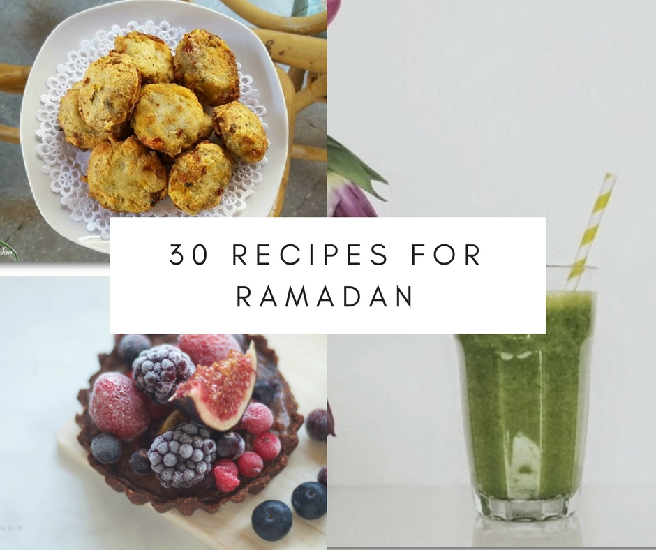 30 recipes for ramadan muslimah bloggers forumfinder Choice Image