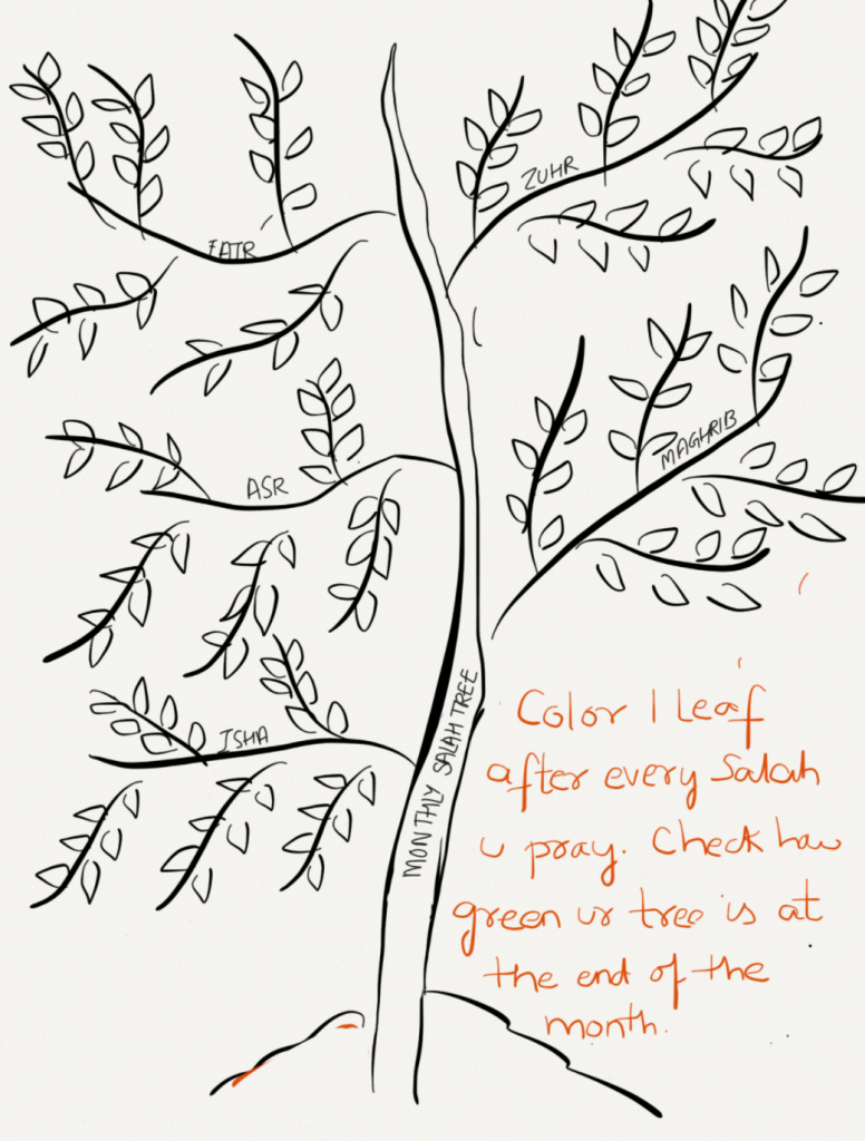 Salah Tree