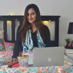 Ayesha from Crazy Ammi Blog