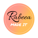 Rabeea Made It logo