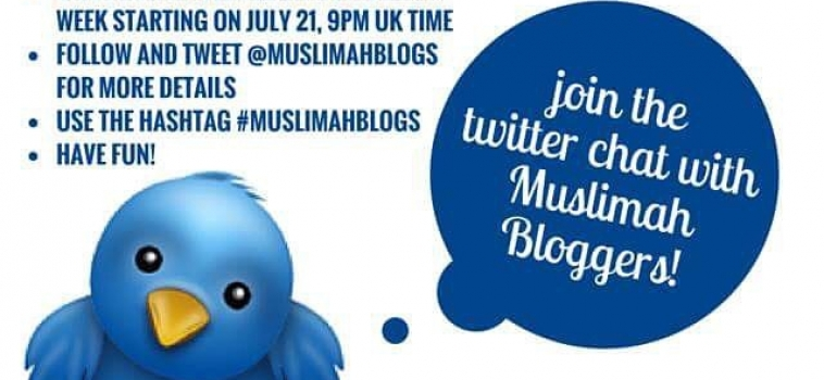 Muslimah Bloggers Twitter Chat