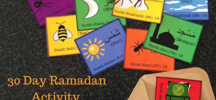 Muslimah Bloggers Ramadan Resources
