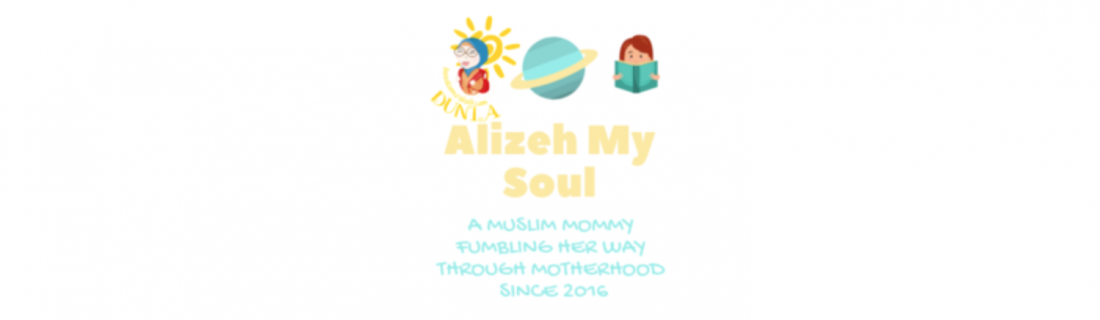 Alizeh My Soul – April 2019 Featured Muslimah Blogger