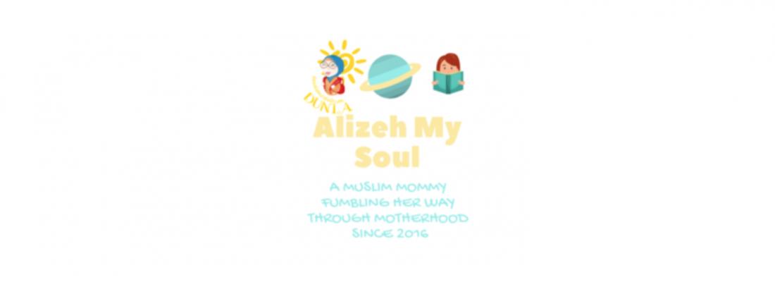 Alizeh My Soul – April 2019 Featured Muslimah Blogger