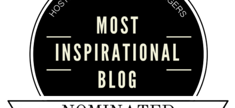 Vote For Most Inspirational Blog