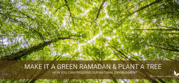 Preserving the Environment During Ramadan – Ramadan 2020 Day 7