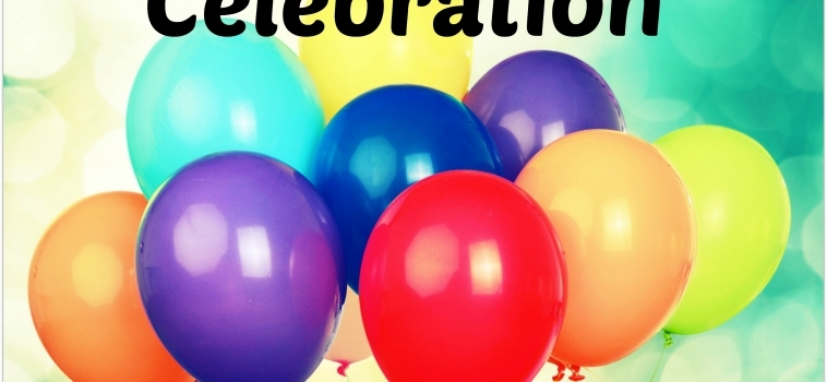July 2016 – Monthly Prompt: Celebration