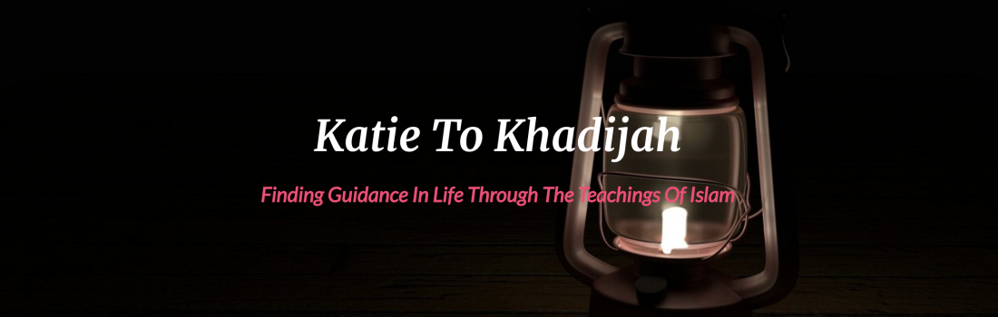 December Featured Blogger – Katie to Khadijah