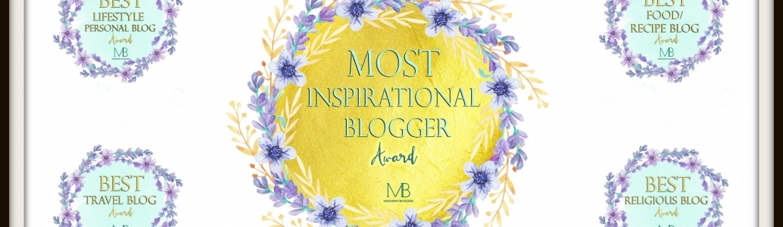 Muslimah Bloggers 2016 Award Winners!