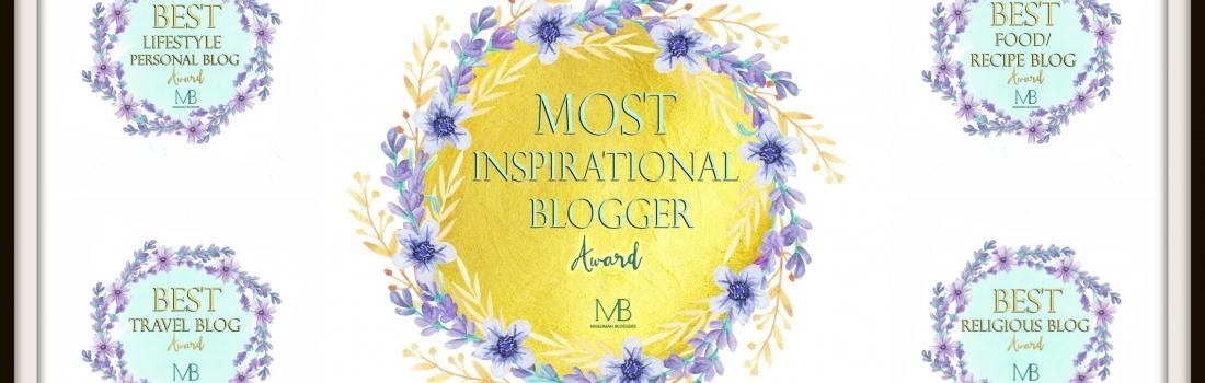 Muslimah Bloggers 2016 Award Winners!
