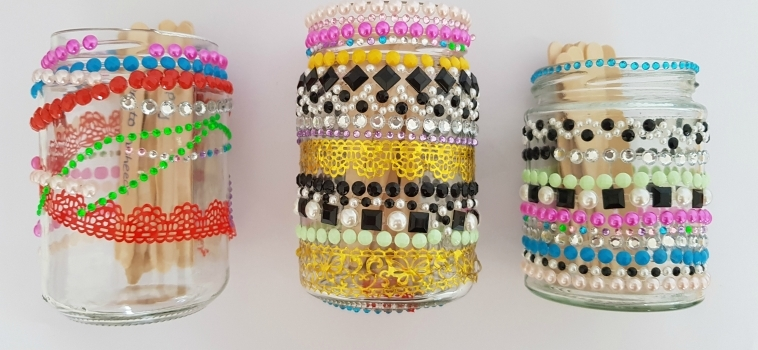 Ramadan Day 5 – Islamic Acts of Worship Jar Tutorial