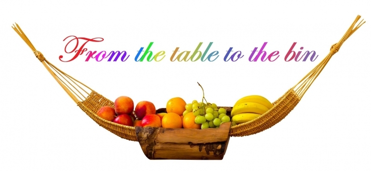 Day 9 Ramadan 2019 – From the Table to the Bin