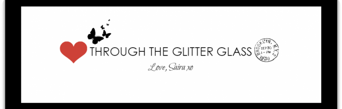 February 2016 Featured Blogger – Through The Glitter Glass